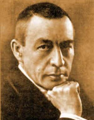 Rachmaninoffportriate